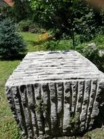 Süttői mészkő tömb 1,3 köbméter Szobrászoknak, kőfaragóknak építkezőknek