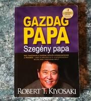VÉGKIÁRUSÍTÁS! ROBERT T.KIYOSAKI-GAZDAG PAPA,SZEGÉNY PAPA!
