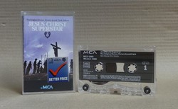 Andrew Lloyd Webber - Jesus Christ Superstar (The Original Motion Picture Soundtrack) - magnókazetta