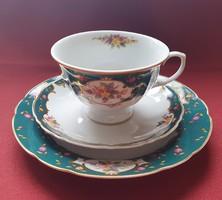 MF Sissy porcelán reggeliző szett 3 részes (csésze, csészealj, kistányér)