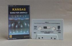 Kansas - Song for America - magnókazetta