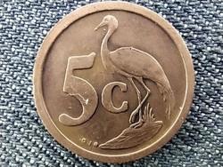 Dél-Afrikai Köztársaság Suid Afrika 5 Cent 1991 (id46970)