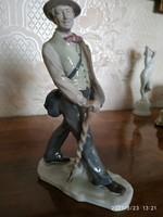Vándor (régi német porcelán)
