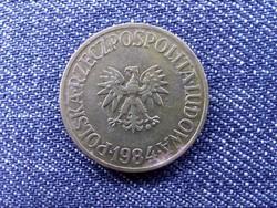 Lengyelország 5 Zloty 1984 MW (id13361)