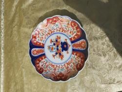 1 ft os aukció. Imari tányér 1800 as évek.