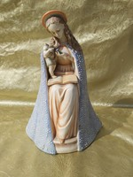 1 ft os aukció. Hummel Madonna a kisdeddel. 30 cm. 1935 szignózott.