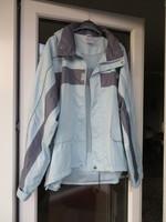 XL-es méretű kapucnis sport kabát, átmeneti, szél dzseki