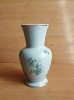 Régi Drasche porcelán váza 19,5 cm (3/d)