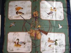 Vintage Gucci selyemkenő, sál