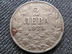 Bulgária III. Borisz (1913-1943) 2 Leva villám 1925 (id30476)