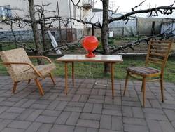 Mid century design csehszlovák fotel 1968tól,friss dizájn,könnyű kecses darab,ujjávarázslásra