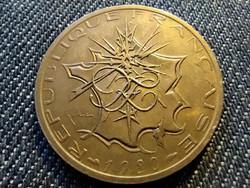 Franciaország 10 frank 1980 (id29864)