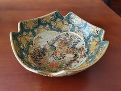 Kínai tál, asztalközép, kínáló