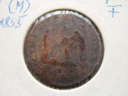 Centimes 1920 III. Napoleon