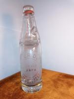 Golyós szódásüveg