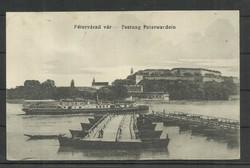 1915.- Pétervárad-képaslap