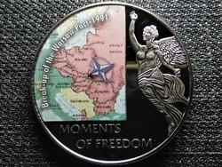 Libéria A szabadság pillanatai A varszói szerződés felbomlása - 1991 10 Dollár 2006 (id47376)