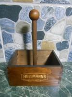 Majonéz kínáló fa Hellmann's 25*18*13 cm