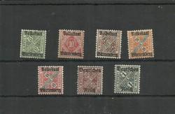 1920.- Deutsches Reich- MNH/**-Württemberg