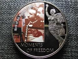 Libéria A szabadság pillanatai A mozi születése - 1895 10 Dollár 2006 PL (id47368)
