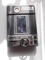 Retro nosztalgia játék Electronic Formula 1 Tomy 1978 elektomos