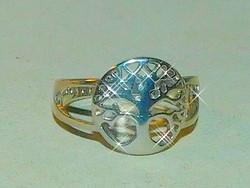 Életfa Gyűrű 6-es méret
