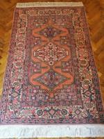 184x120 cm kézi csomózású szőnyeg