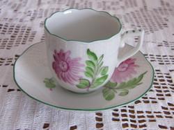 Herendi tercia kávés csésze és alj!