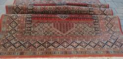 Afgán Hatchli perzsa szőnyeg szép hibátlan állapotban.Alkudható! 286x196cm
