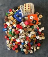 Játékkocka gyűjtemény egyben eladó