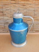 Vízes bádog,,kék színű