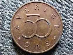 Svédország XVI. Károly Gusztáv (1973-) 50 Öre 1999 B (id44232)