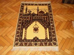 Old prayer rug