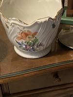 Herendi porcelán kaspó