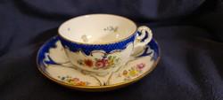 Antik Herendi Csésze és Alj az 1800-as évek második feléből