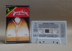 Josephine Baker - Joséphine à Bobino 1975 - magnókazetta
