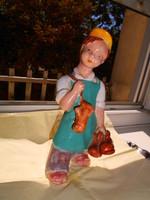 H. Rahmer Mária suszter inas cipész fiú