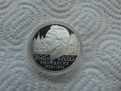 Hollandia EZÜST 25 ecu 1998 PP 25 gramm