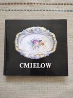 Cmielow gyár története, termékei - lengyel iparművészeti könyv
