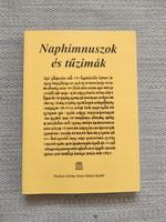 Pék Zoltán: Naphimnuszok és tűzimák