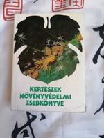 DR. Bognár Sándor :Kertészek növényvédelmi zsebkönyve