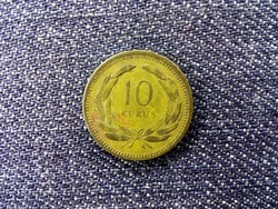 Törökország 10 kurus 1951 (id16528)