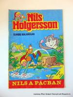 1988 ?  /  Nils Holgersson  /  Képregények :-) SZÜLETÉSNAPRA! Szs.:  16024