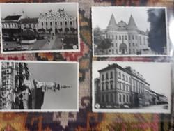 Romániai képeslapok 4 db 1940-es évek