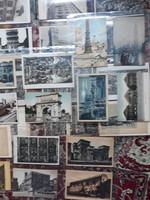 Antik olasz képeslapok 132 db!