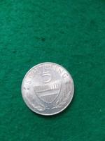 Ezüst  5 schilling  1960