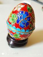 Csodás zománc tojás 5cm