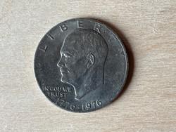 Amerikai Egyesült Államok 1 dollár, 1976 - 200. Évforduló - az USA Függetlensége