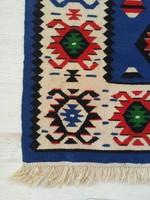 Torontáli, kézzel szőtt, gyapjú szőnyeg