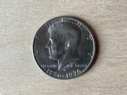Amerikai Egyesült Államok ½ Dollár, 1976 - 200. Évforduló - az USA Függetlensége